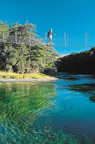 Te Anau - the Sightseeing Walking Capital of the World