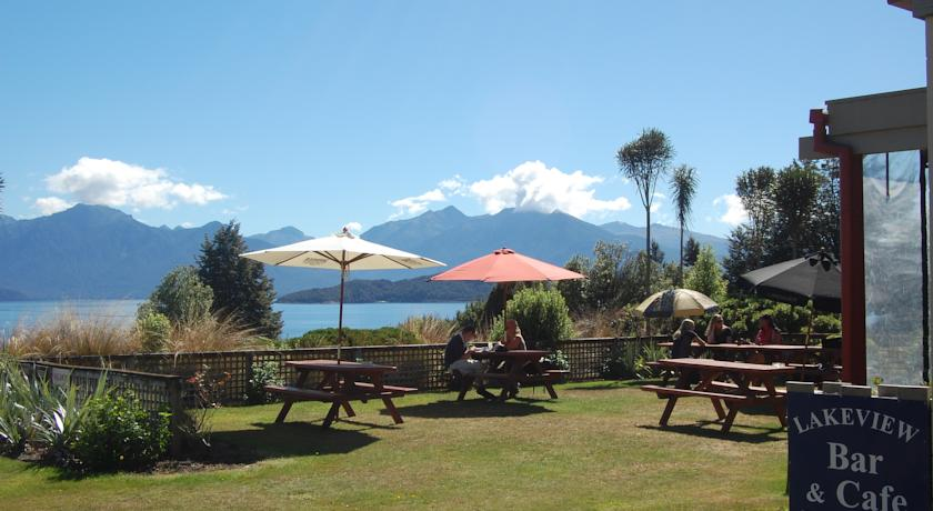 Manapouri lakeview motor inn lakeview cafe fiordland for Manapouri lakeview motor inn